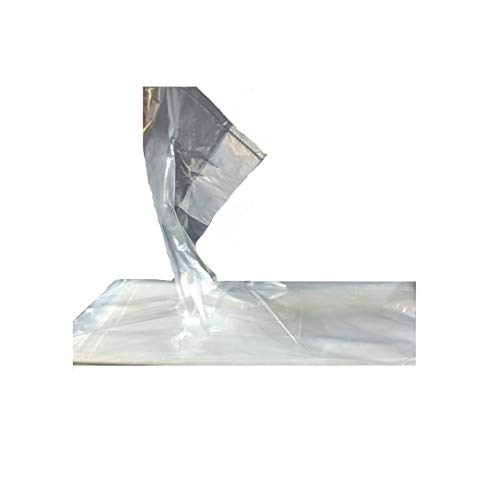 Focus Poly Low Density Gusset Bag, 4