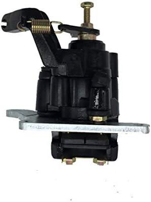 tianfeng Rear Brake Caliper For SUZUKI Quadrunner 230 LT230 LT230S LT230E Quadracer 250 LT250R Quadracer 500 LT500R With Pads