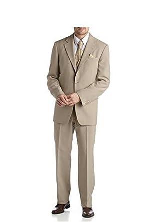 Studio Coletti Anzug Hose Weste Sakko Business Büro festlich hellgrau 63580d13a8