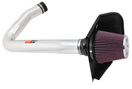 846a00e09c7 Amazon.com  K N Performance Cold Air Intake Kit 69-2544TP with ...