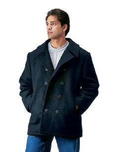 Rothco Ultra Force U.S. Navy Type Peacoat (4 XL)