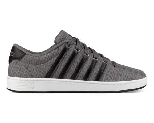 K-Swiss Men's Court Pro II T CMF Sneaker, Black/White, for sale  Delivered anywhere in USA