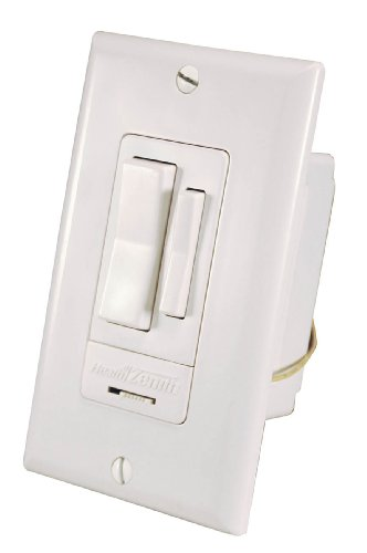 UPC 016963601765, Heath Zenith WC-6017-WH Wireless Command Lighting Indoor Wall Switch, White