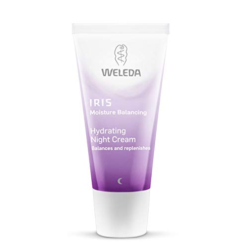 Skin Care-Iris Hydrating Night Cream Weleda 1 oz Cream