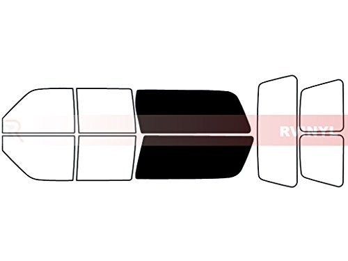 Rtint Window Tint Kit for GMC Suburban 1992-1999 - Cargo - 5%