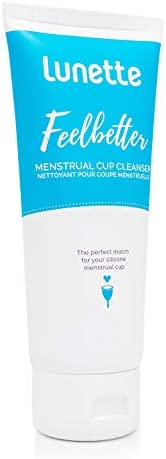 Lunette Feelbetter Menstrual Cup Cleanser product image