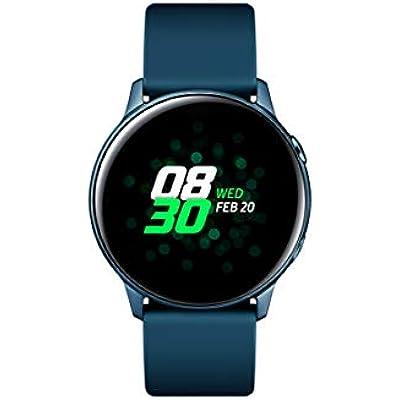 Samsung Galaxy Watch Active smartwatch Green SAMOLED 2 79  1 1   GPS  satellite  Galaxy Watch Active  2 79  1 1    SAMOLED  Touchscreen  GPS  satellite   Green