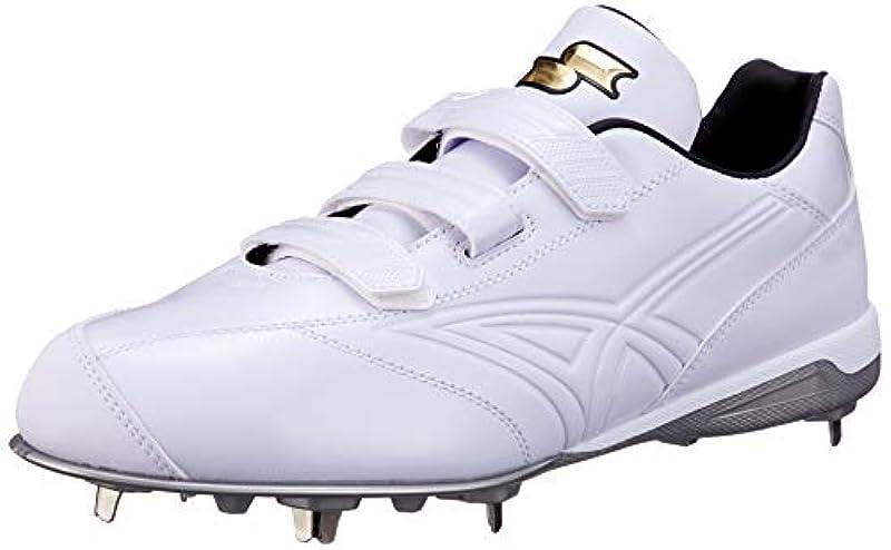 [에스 에스 K] 야구 스파이크 《구로로도》 TT-V-H (고등학교 야구 대응 모델) 3개 벨트 트라이 텍 솔 맨즈
