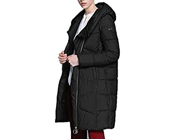 Amazon.com: Down Jacket Style Casual Long Solid Winter