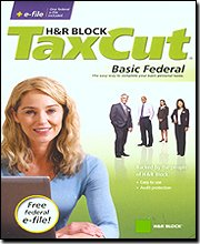 the-best-hr-block-taxcut-2008-basic-federal-e-file-10307-hr-blocktaxcut-basic-for-2008-with-federal-