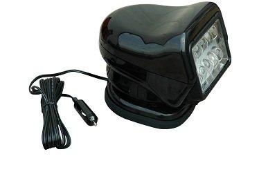 Golight Stryker Wireless Remote Control Spotlight - Handheld Remote - Magnetic Mount - Black by Larson Electronics (Image #2)