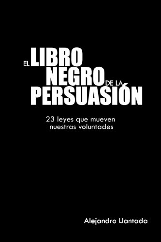 Download El libro negro de la persuasión (Caminos) (Volume 1) (Spanish Edition) pdf