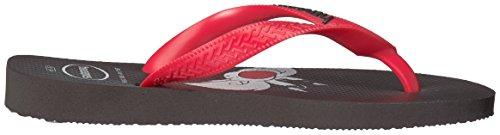 Havaianas Kids' Looney Tunes Sandal Black/Red Black/Red oYSA5V