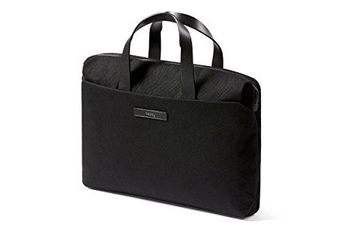 Bellroy Slim Work Bag (11 liters, 15'' laptop)-Black by Bellroy