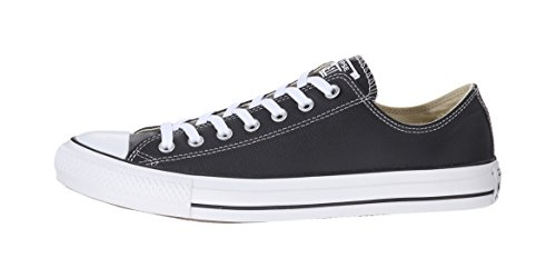 All Chuck Star Taylor Low Top Converse Black v7xEWTE