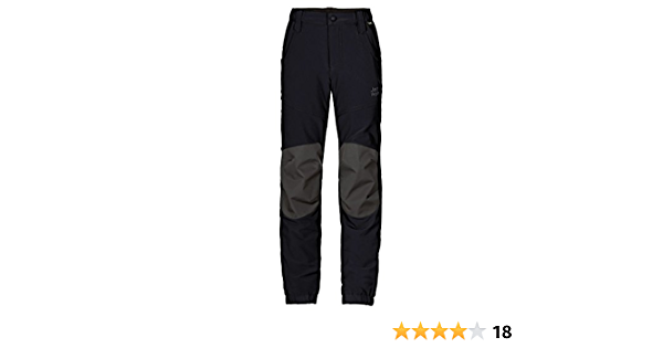 Jack Wolfskin Boys Rascal Winter Pants Kids