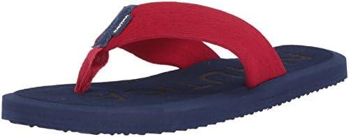 Nautica Avast Flip-Flop - chamarra para hombre, rojo (Cape red), 11 D(M) US