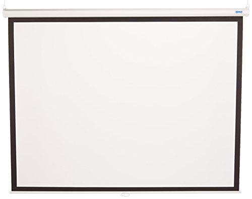 100IN Model B Manual Pull Down Screen Matte White 4X3 from Da-Lite