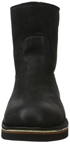 with Schlupfstiefel Lining Shabbies Short Damen Amsterdam Lammy Ladies 16cm Shabbies Alissa Boot Merino 7CUw0x0q