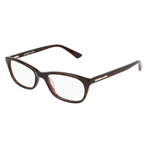 Eyeglasses Alexander McQueen MQ 0114 OP- 002 HAVANA /