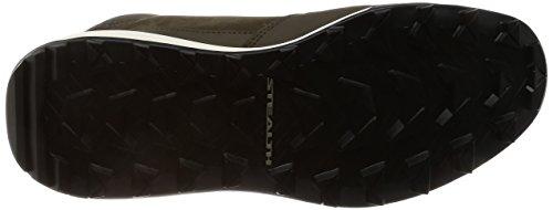 adidas Terrex Winterpitch CW CP, Botas de Senderismo Para Hombre, Varios Colores (Tiesom/Negbas/Marsim), 42 EU