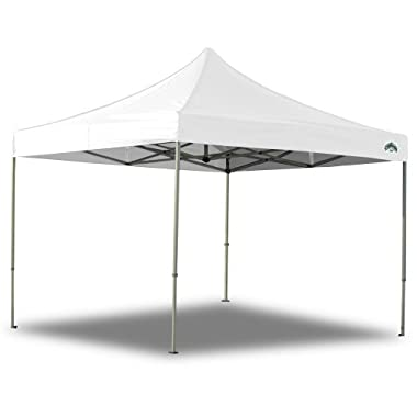 Caravan Canopy 10 X 10-Feet Display Shade Kit - Commercial Canopy, White
