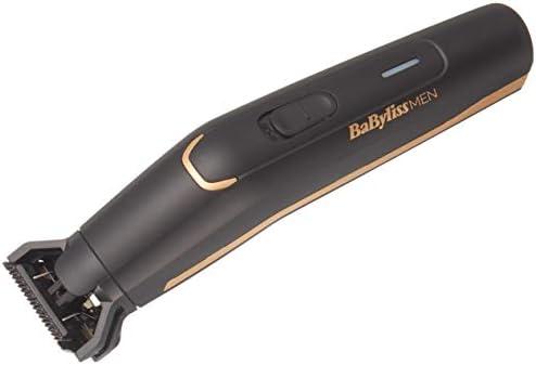 Afeitadora - Babyliss MT860E, 11 en 1, Sin cable, 70 min, Barba ...