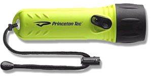 Princeton Tec Torrent LED Scuba Diving Light Dive Divers Torch Snorkel Snorkeling Light Authorized Dealer Full Warranty, Blue ()