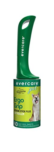 Evercare Pet Hair Extra Sticky 60 Layer Lint - Roller Hair Pickup Pet
