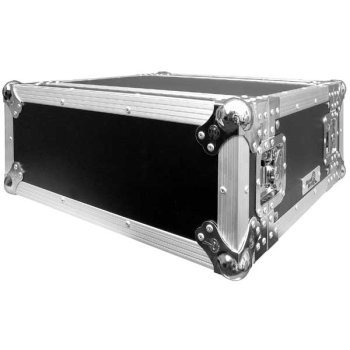 Road Ready RR4UED 4U Effect Deluxe Case with 14-Inch Body Depth