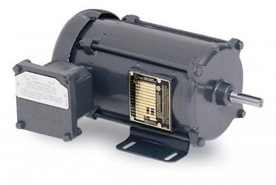 Baldor Electric, EM7014T-I-5, 1 HP, 1760 RPM, 3PH, 575V, 143T Frame, Standard Flange, Foot Mount, Explosion Proof, Explosion Proof Motor
