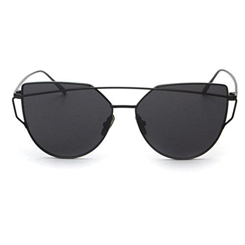 ... Et Chic Eyewear Soleil Mode À Cher Noir Métal Classiques Clout Homme  Goggles Vintage De Lunettes ... 159462b60dd4