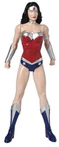 Wonder Woman 14 Polegadas com Som Candide Vermelho/Azul