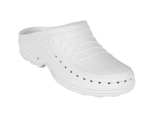 Footwear Clog Shock Antistatic; Sterilizable; Professional WOCK Antislip; white White Absorption rvqErwO
