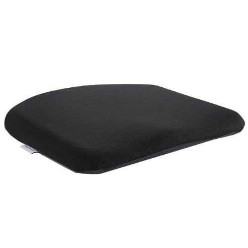 Sacro-Ease Ergo Contour Cush Seat Cushion - Black - Ergo Seat