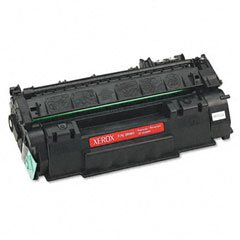6r960 Compatible Remanufactured Toner (Xeroxreg; 6R960 Compatible Remanufactured Toner, 3500 Page-Yield, Black)