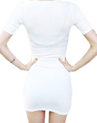 erdbeerloft - Vestido - Camisa - Opaco - para mujer