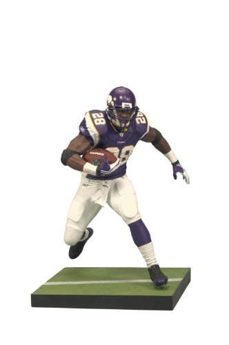 McFarlane Toys 12'' NFL Adrian Peterson Action Figure by McFarlane