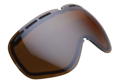 Bronze Silver Chrome Lens - Electric EG2.5 Replacement Lenses - bronze/silver chrome lens