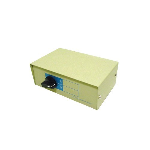 (Monoprice DB25, AB 2 Way Switch Box (1))