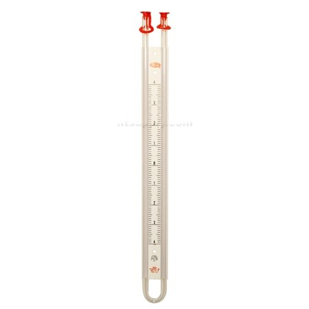 - U Tube Deluxe Manometer Vacuum Gauge