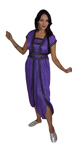 moroccan house dress - 1