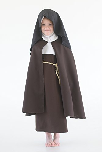 Saint Costumes For Kids (St. Clare of Assisi (6))