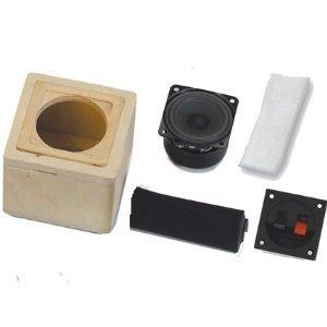 Khf 05 Ciare Kit Hi Fi Auto Altoparlante 50 Watt Impianto Audio Home
