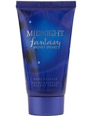 Midnight Fantasy Britney Spears - Midnight Fantasy Britney Spears, Body Souffle Body Lotion 1.7 Ounce