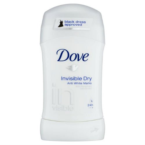 Dove Invisible Dry Desodorante Stick anti-Perspirant 40 ml funda de 6: Amazon.es: Salud y cuidado personal