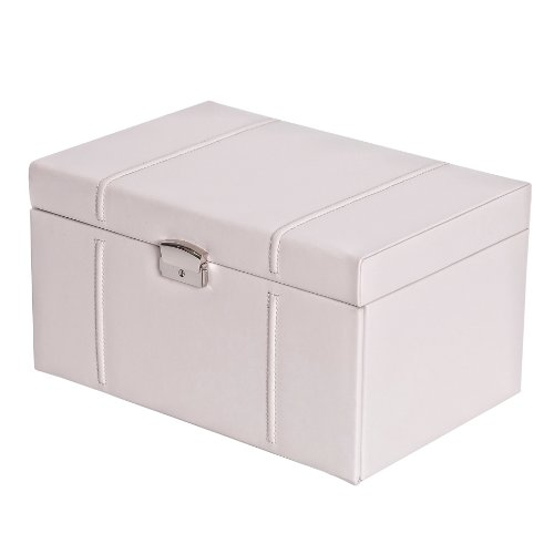 mele-co-gillian-locking-four-drawer-fashion-jewelry-box-in-beige-bonded-leather