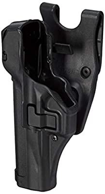 BLACKHAWK! SERPA Level 3 Auto Lock Duty Holster - Matte Finish
