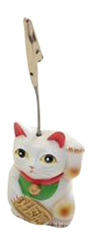 Cats Tickets (lucky cat bingo ticket, picture, card, balloon holder)