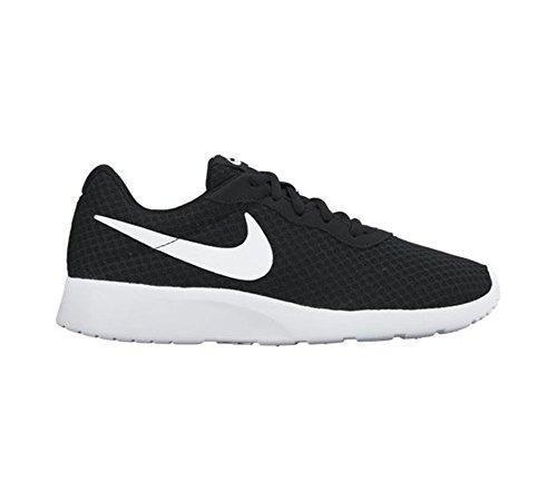 Nike Tanjun - Zapatillas para mujer, color negro / blanco negro